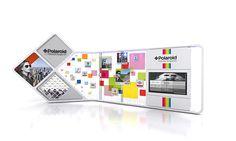 Polaroid on Behance