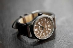 I love the font on this watch.