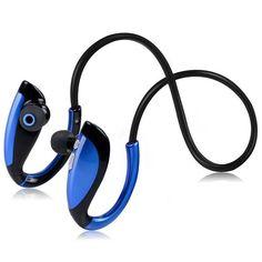 KONCEN X26 Sport Stereo Voice Prompt Wireless Bluetooth 4.1 Headphone Earphone