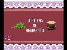 Tortitas de amaranto - YouTube