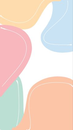 Abstract Iphone Wallpaper, Phone Wallpaper Images, Watercolor Wallpaper, Iphone Background Wallpaper, Aesthetic Iphone Wallpaper, Aesthetic Wallpapers, Cute Pastel Wallpaper, Cute Patterns Wallpaper, Simple Wallpapers