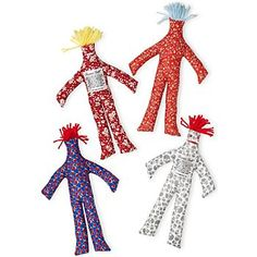 Dammit Dolls. For the days when you just want to hit someone.