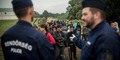"""La TV ungherese (M1) denuncia: """"Tra i profughi trovati due terroristi dell'Isis"""""""