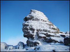 The Sphinx in Bucegi Mountains Romania - landscape, sphinx, bucegi, mountains, romania. Pictures Of The Week, What A Wonderful World, Beautiful Landscapes, Wonders Of The World, Mount Rushmore, Around The Worlds, Earth, Mountains, Places