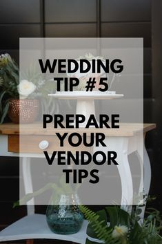 Wedding Tip Prepare Your Vendor Tips - Style Inspired Weddings Plan Your Wedding, Wedding Tips, Dream Wedding, Fashion Cakes, Living Room Flooring, Getting Engaged, Marry You, Staying Organized, Outdoor Ceremony