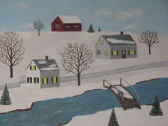 """Winter Scene"""