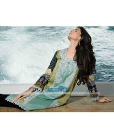 Pakistani Clothing Collection Online By HSY Lawn 2015