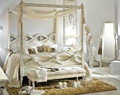 кровать с балдахином Bitossi Luciano Monamour Night&Day, 3022