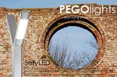 SofyLED, lampioncino per esterni. Ideale per l'illuminazione del tuo giardino e gli esterni della tua casa. Alta efficienza e basso consumo grazie alla tecnologia led. Resistente alle basse temperature, anche estreme (fino a -30°C).