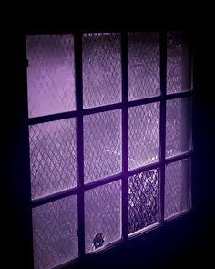Purple Pane by Angelo Andiario Photographic Art, via Flickr   purple violet + window