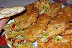 Chicken steak in potato batter / Culinary Universe Chicken Steak, Tandoori Chicken, Healthy Diet Recipes, Cooking Recipes, Czech Recipes, Ethnic Recipes, Good Food, Yummy Food, Chicken Cutlets