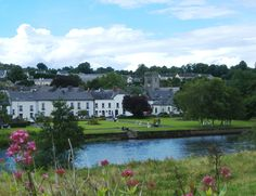 Inistioge Co.Kilkenny. Beautiful village, loved going to stay with my nana there.