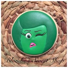 Inside Out - Disgust   Cookie Connection