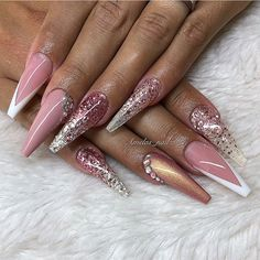 52 pretty nail art patterns decorated and simple pretty nail colors, pretty nails and spa, pretty nails woodley, pretty nail ideas, Pretty Nail Colors, Pretty Nail Designs, Pretty Nail Art, Nail Art Designs, Pattern Art, Art Patterns, Nail Design Video, Diamond Nails, Nail Spa