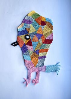 Bigheaded bird by Sheepdeer