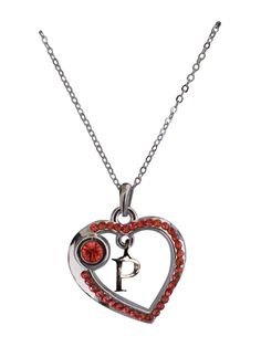 Love Collection Necklace- Red- P item# 31440
