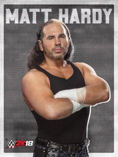 The Hardy Boyz will be DLC in WWE 2K18