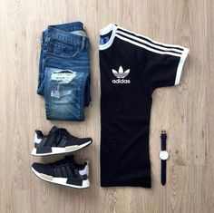 Outfit Grid-Adidas