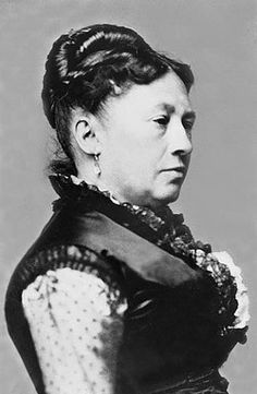 Julia Dent Grant(First Lady with Pres. Ulysses S. Grant) 1826-1902