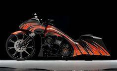 2010 Harley-Davidson Touring FLHRX Custom Road Glide
