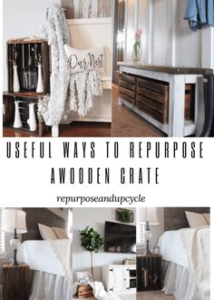 useful ways to repur