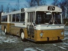 Scania CR111 M '1971–78