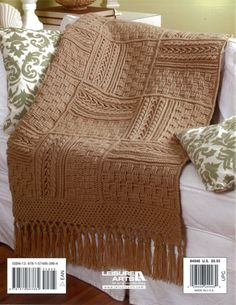 Maggie's Crochet · Aran Afghans to Crochet, patterns for sale.