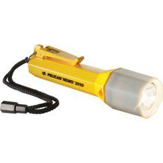 Pelican Nemo™ 2010N LED Dive Flashlight - Yellow