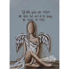 Daily Inspiration Quotes, Art Journal Inspiration, Angel Artwork, Angel Drawing, Love Quotes, Inspirational Quotes, Angel Quotes, Angel Crafts, Angel Pictures