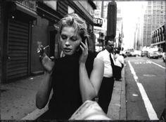 Peter Lindbergh, Annie Morton, 1996