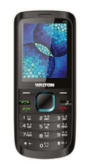 "Walton L23 http://www.bdcost.com/Walton+L23 Memory Card Slot	MicroSD card slot Expandable up to 8GB Bluetooth	Yes, with A2DP USB	Yes Infrared	No Weight	80.34gm Status	Available Display	2"" TFT (176px *220px) Talk Time	6.6-8.3 Hours Stand By	400-500 Hours Java	No Other Features	Dual Sim Dual Stand by, Vibration,MP3 Ringtone, Speakerphone, Sound recording, Call conversion recording, Torch light, Bangla Support, SMS, Games, Blacklist, Organizer, Walton club."