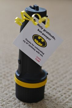 "Photo 6 of 31: Super Heroes, Batman, Batgirl, Hot Pink, Yellow, Black / Birthday ""Faith's 5th Batman/Batgirl Party"" 