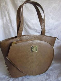 Court Couture Tennis Bag $50