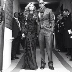 Bey & Jay. (Photo by curlbox)
