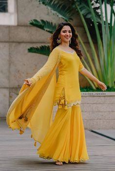 Indian Designer Outfits, Designer Dresses, Indian Lehenga, Lehenga Choli, Lehenga Collection, Sharara, Most Beautiful Indian Actress, Indian Girls, Indian Dresses
