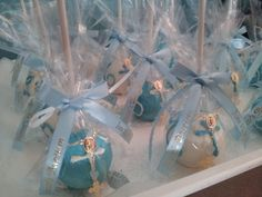 mother's day cake pop ideas   Elegant Baptism Cake Pops by CakePopMamma on Etsy