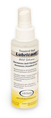 LifeSpan Fitness 100% Silicone Treadmill Belt Lubricant $14.99