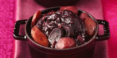 Osso bucco de boeuf Italian Dishes, Couscous, Acai Bowl, Muffin, Food And Drink, Chocolate, Dinner, Cooking, Breakfast