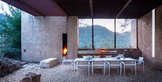 Steven Harris Architects LLP - Napa Valley House