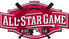 MLB All-Star Game Primary Logo (2015) - 2015 MLB All-Star Game Logo - held in Cincinnati, Ohio