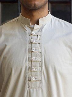 Jasim Tunic Mens Shalwar Kameez, Kurta Men, Gents Shirts, Boys Shirts, Man Dress Design, Boys Kurta Design, Gents Kurta, Gents Fashion, Punk Fashion