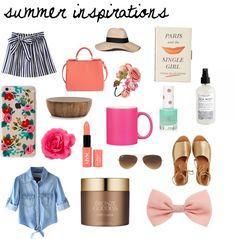 summer inspirations   five books