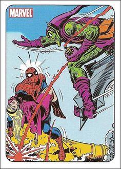 Aranha vs Duende Verde