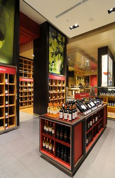 El Mundo del Vino wine store