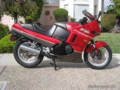1988 Kawasaki GPX 600 / Ninja 600