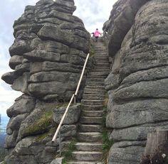 Das Dreisesselmassiv, das sich auf bayerischer Seite in einer Länge von ca. 6 km hinzieht, ist zweifellos der Höhepunkt des Unteren Bayerischen Waldes. Der g...