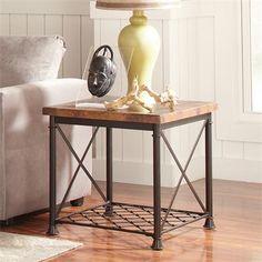 Riverside Furniture – Chalet End Table
