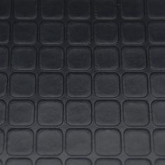 Rubber-Cal Block Grip Rubber Rolls Garage Flooring Black - 03-211-BK-13