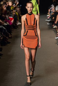 Alexander Wang spring-summer 2015 #fashion #fashionstyle