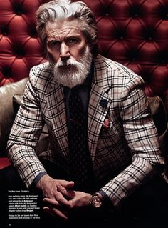 Aiden Shaw Dons Luxe Suits for The Rake Magazine image Aiden Shaw Model 2014 002